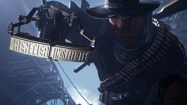 Evil West - Screenshots - Bild 3