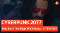 Cyberpunk 2077 Fan-Film Phoenix Program - Wir sprechen mit den Leuten hinter dem Fan-Film