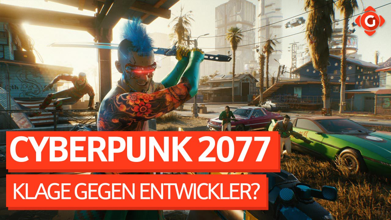 Gameswelt News 21.12.20202 - Mit Cyberpunk 2077, Kostenlosen Games und The Games Awards!