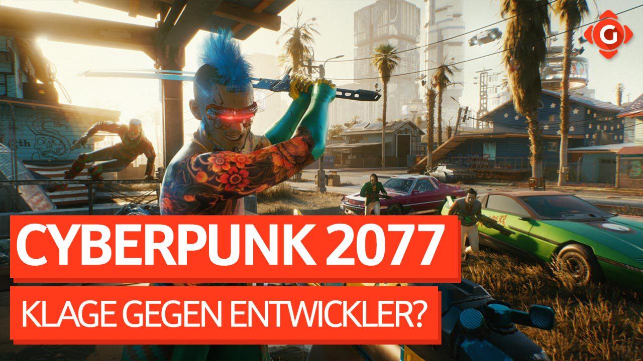Gameswelt News 21.12.20202 - Mit Cyberpunk 2077, Kostenlosen Games und The Games Awards!
