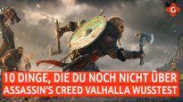 Top 10 - Dinge, die du noch nicht über Assassin's Creed Valhalla wusstest
