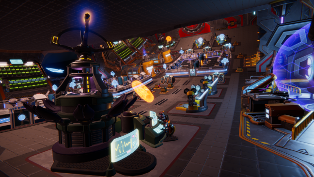 Spacebase Startopia - Screenshots - Bild 1