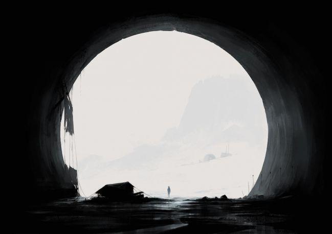 Playdead Sci-Fi Adventure - Screenshots - Bild 5