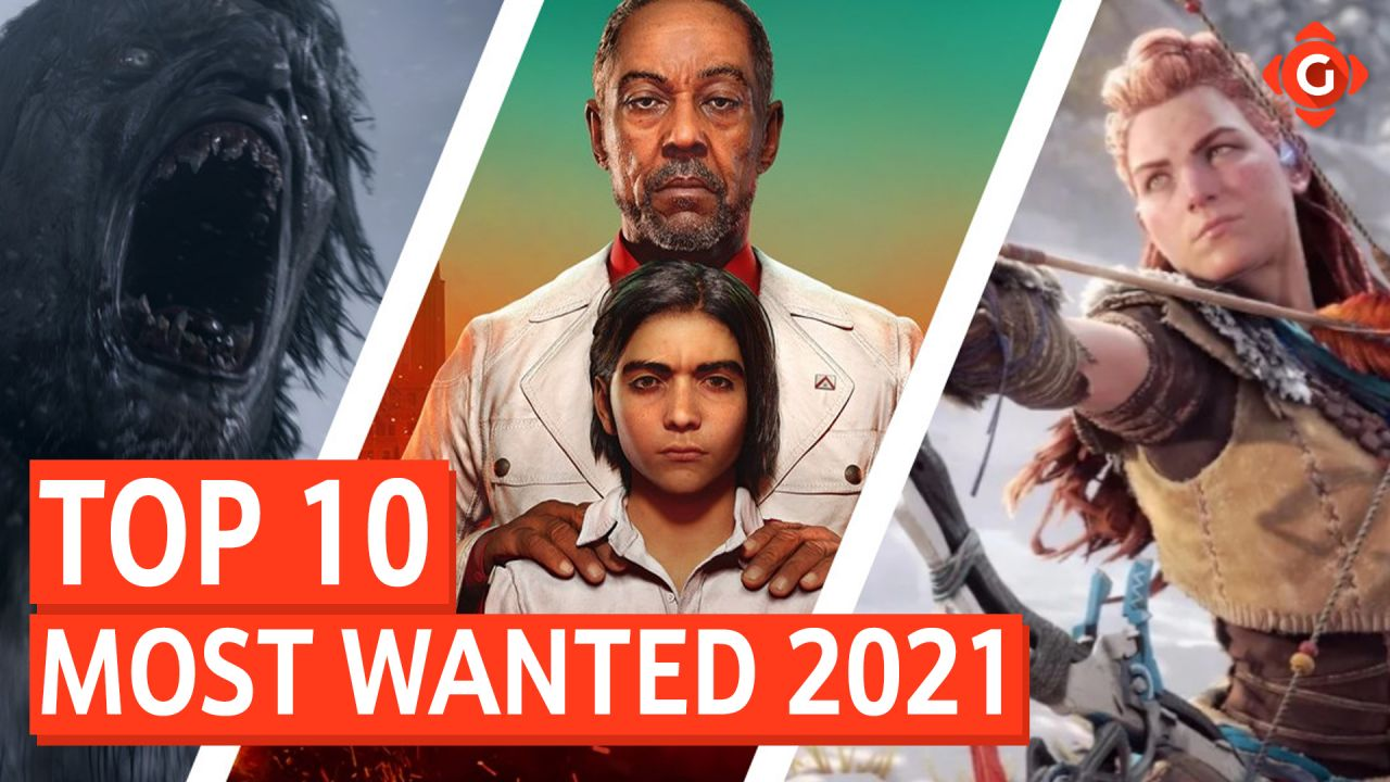 Top 10 - Most Wanted 2021