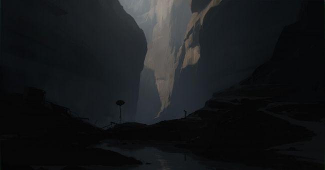 Playdead Sci-Fi Adventure - Screenshots - Bild 4