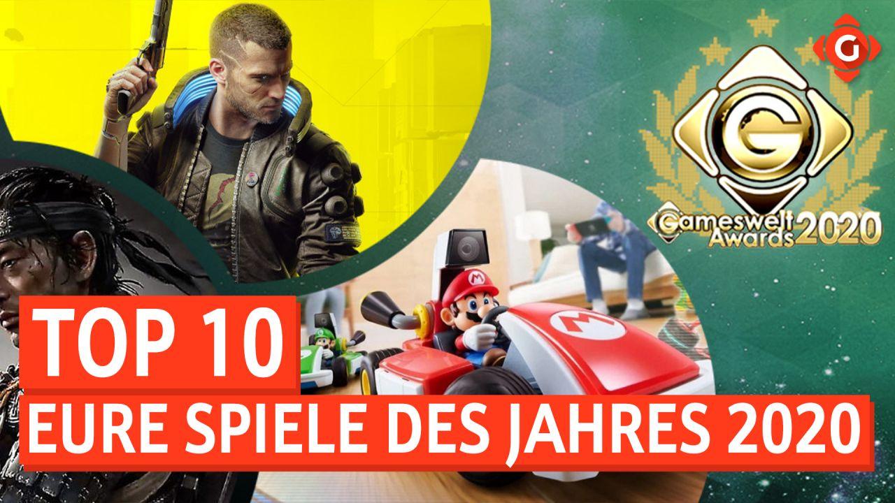 Top 10 - Eure Spiele des Jahres 2020