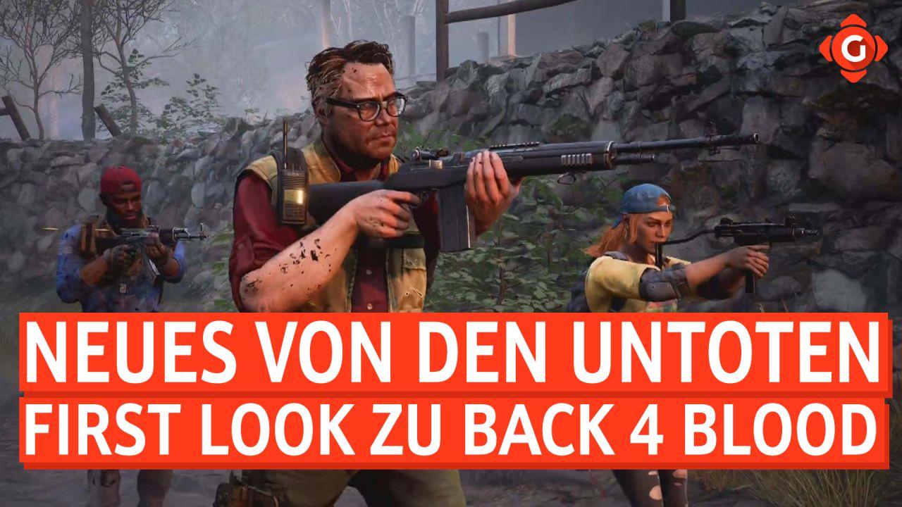 Neues von den Untoten - First Look zu Back 4 Blood