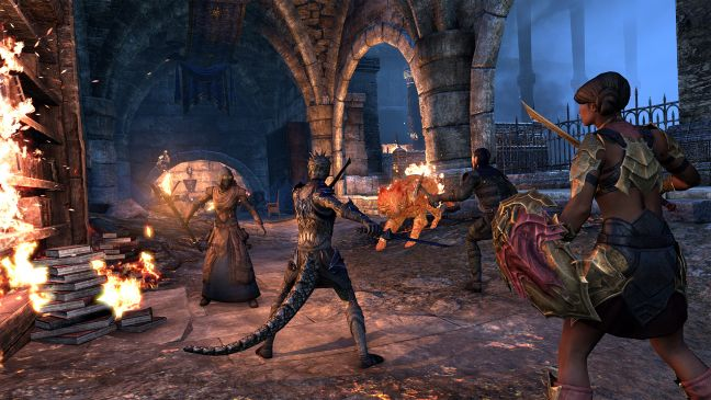 The Elder Scrolls Online - Screenshots - Bild 24