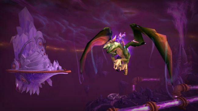 World of WarCraft Classic: Burning Crusade - Screenshots - Bild 4