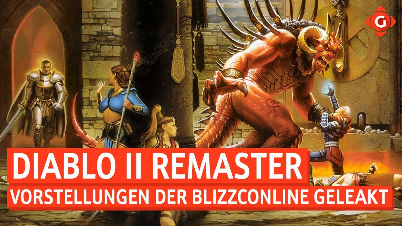 Gameswelt News 17.02.2021 - Mit der BlizzConline, New World und mehr