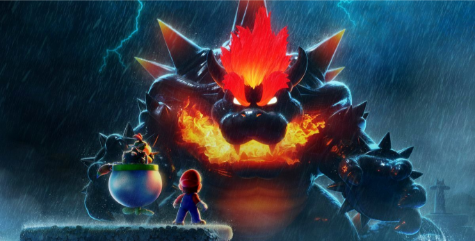 Super Mario 3D World + Bowser's Fury - Test