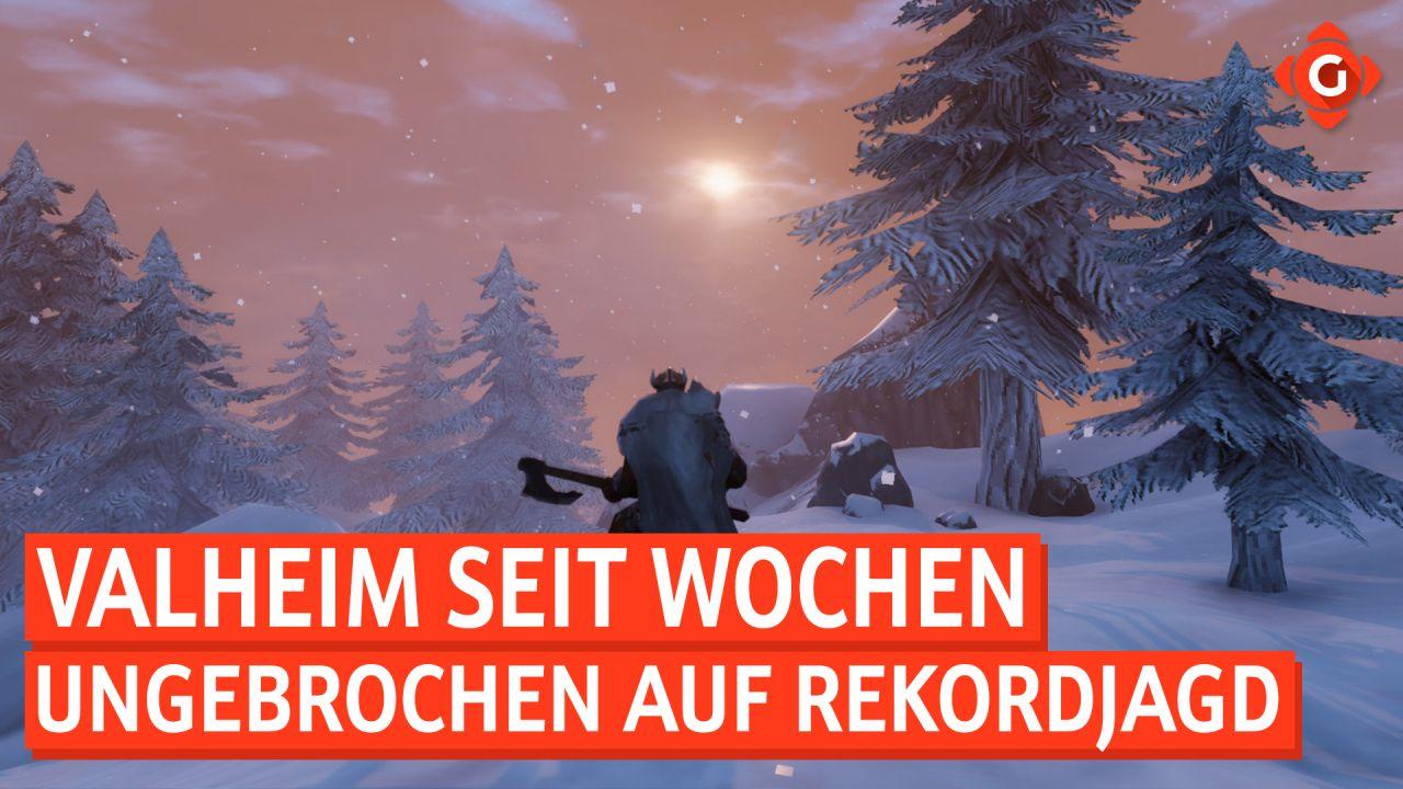 Gameswelt News 22.02.2021 - Mit Valheim, der BlizzConline und mehr