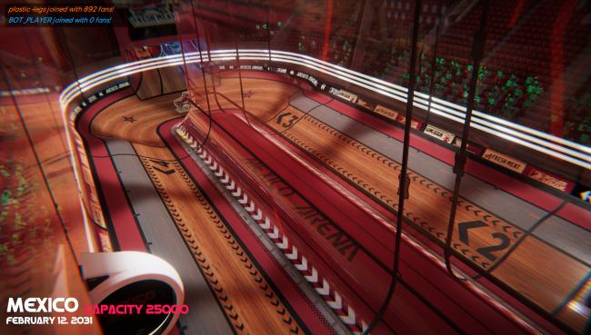 Roller Champions - Screenshots - Bild 5