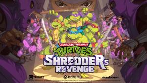 Teenage Mutant Ninja Turtles - Shredder's Revenge