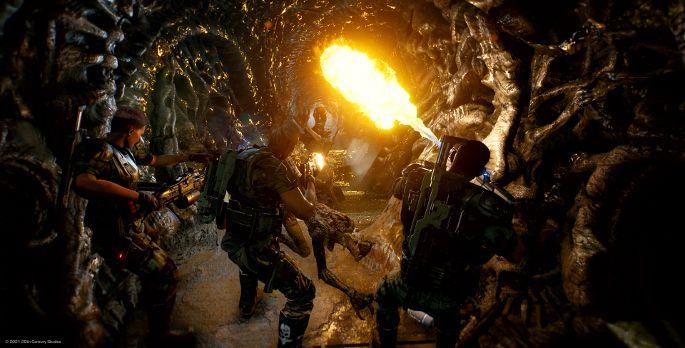 Aliens: Fireteam - News