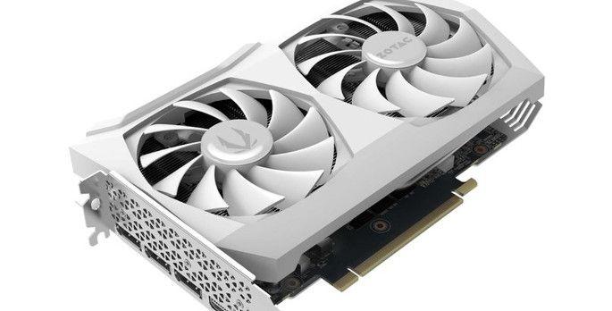 ZOTAC GeForce RTX 3060 AMP White Edition - Test