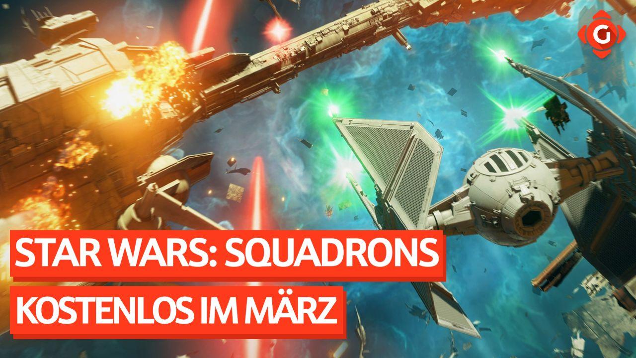 Gameswelt News 01.03.2021 - Mit Star Wars, Final Fantasy 7 und mehr