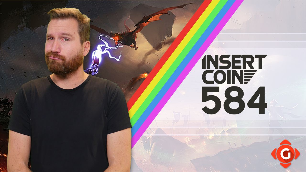 Insert Coin #584 - Stubbs the Zombie, Magic Legends und mehr