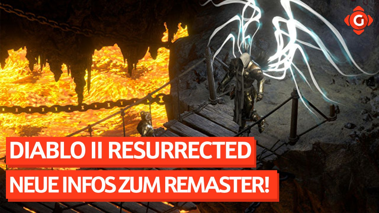 Gameswelt News 05.03.2021 - Mit Diablo II Resurrected, Outriders, EPIC Games und mehr