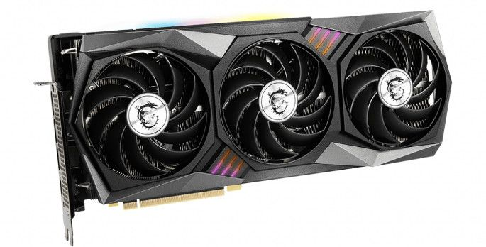MSI GeForce RTX 3070 Gaming X Trio - Test