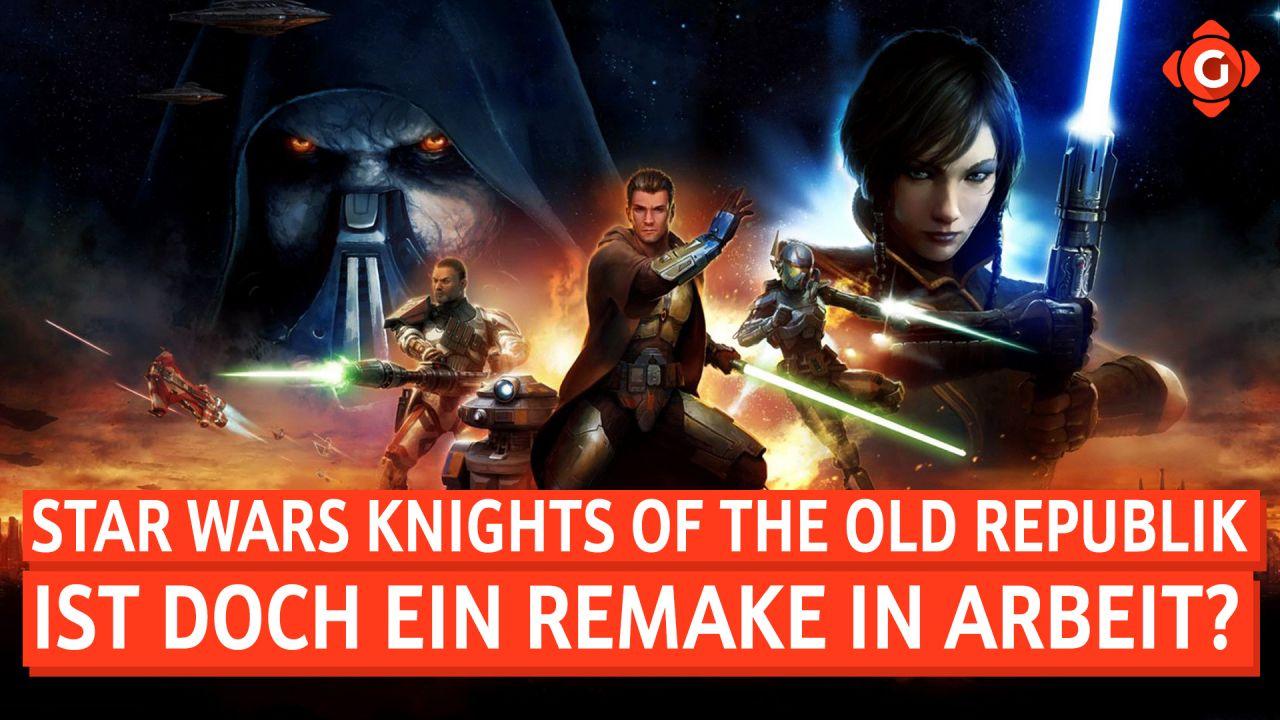 Gameswelt News 21.04.2021 - Mit Star Wars: KOTOR, Call of Duty: Warzone und mehr