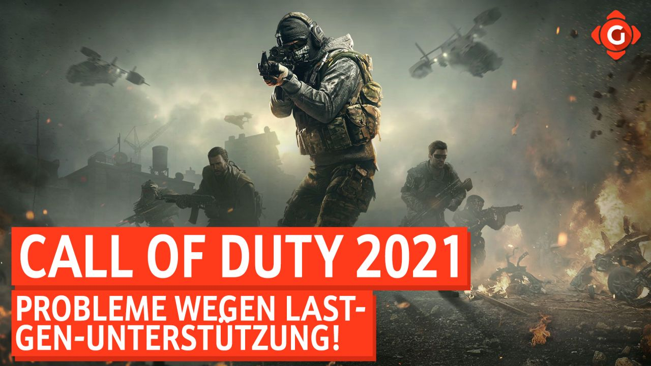 Gameswelt News 19.04.2021 - Mit Call of Duty 2021, Days Gone 2 und mehr