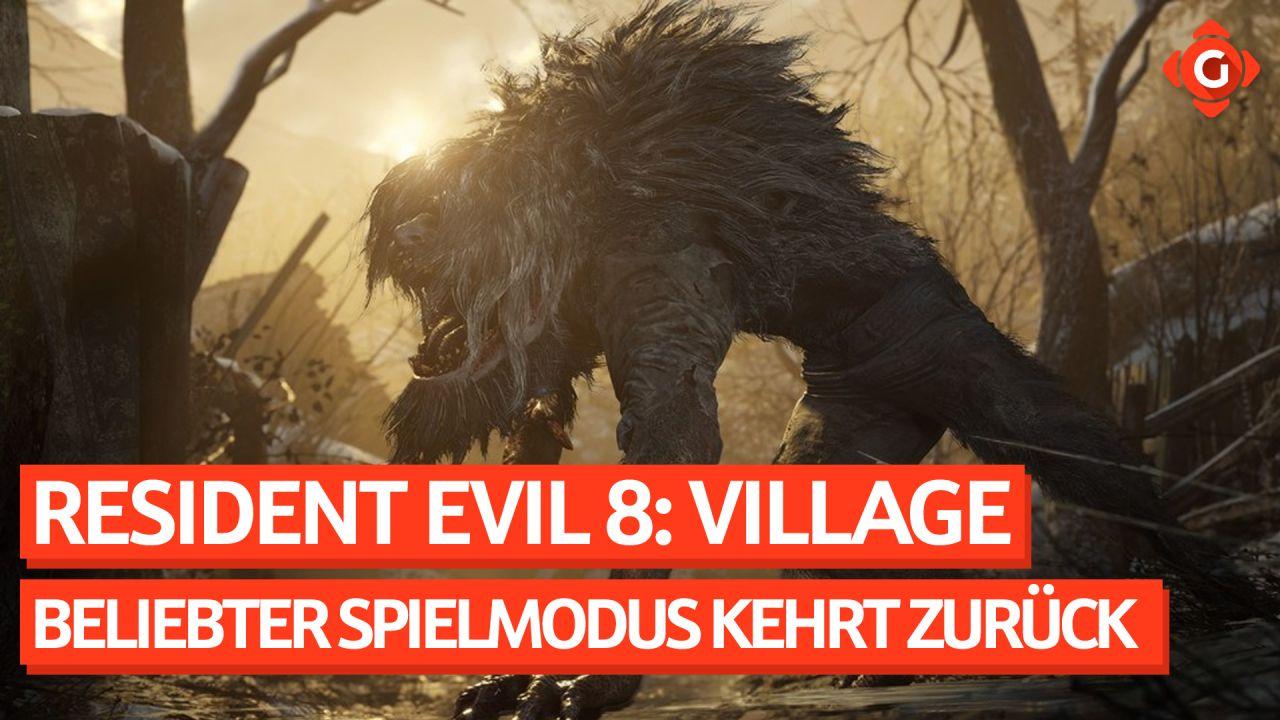 Gameswelt News 16.04.2021 - Mit Resident Evil 8: Village, F1 2021 und mehr.
