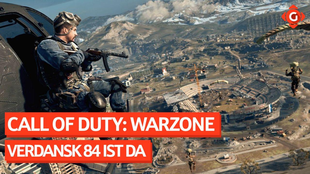 Gameswelt News 23.04.2021 - Mit Call of Duty: Warzone, Battlefield 6 und mehr