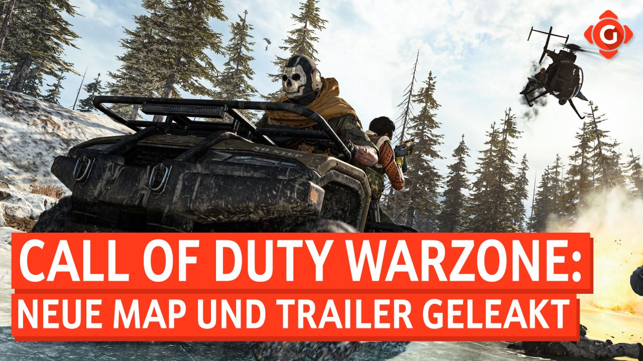 Gameswelt News 01.04.2021 - Mit Call of Duty: Warzone, Alan Wake 2 und mehr