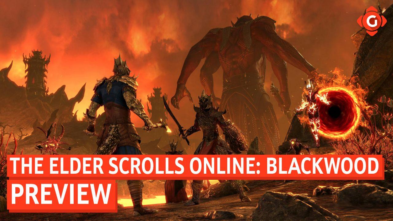 Die Tore von Oblivion öffnen sich - Video-Preview zu The Elder Scrolls Online: Blackwood