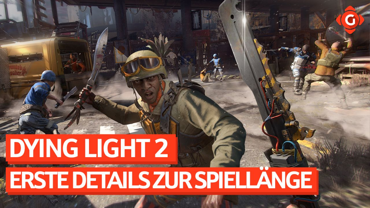 Gameswelt News 06.04.2021 - Mit Dying Light 2. Final Fantasy XIV, Playstation Now und mehr.
