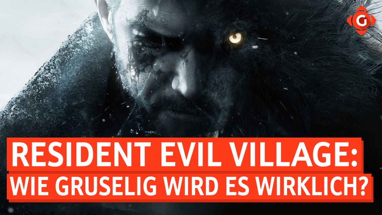 Gameswelt News 05.05.2021 - Mit Resident Evil Village, CD Project RED und mehr