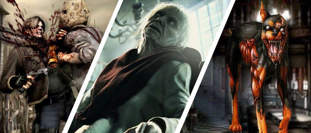 Die 10 unvergesslichsten Resident-Evil-Momente