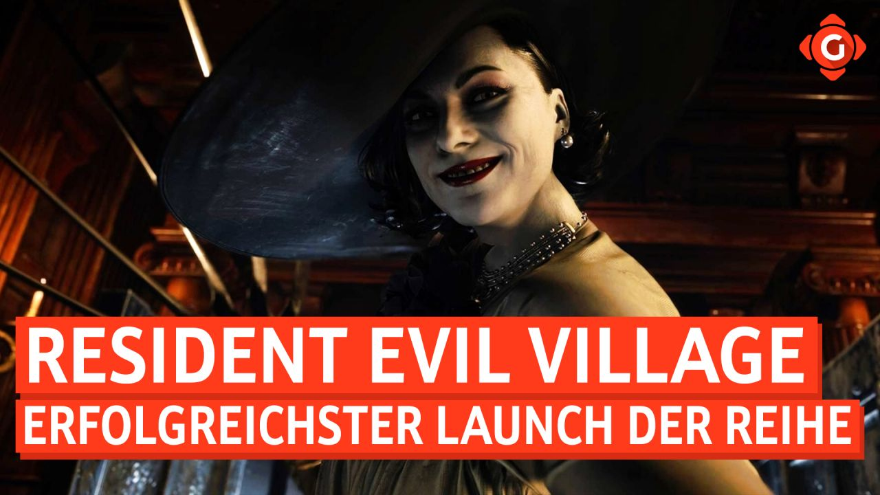 Gameswelt News 10.05.2021 - Mit Resident Evil Village, Lost Judgement und mehr