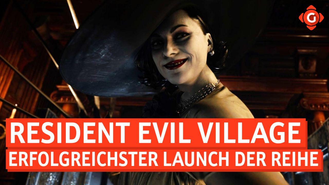 Gameswelt News 10.05.2021 - Mit Resident Evil Village, Lost Judgement und mehr