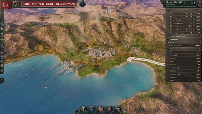 Victoria 3 - Screenshots - Bild 4