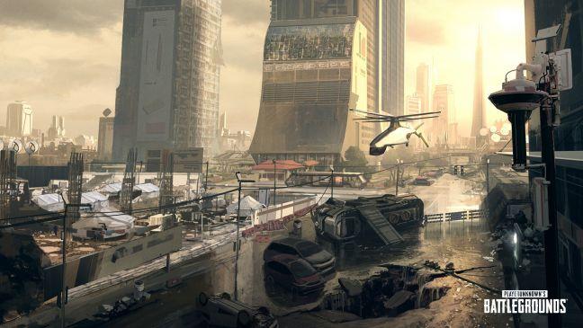PlayerUnknown's Battlegrounds - Screenshots - Bild 1