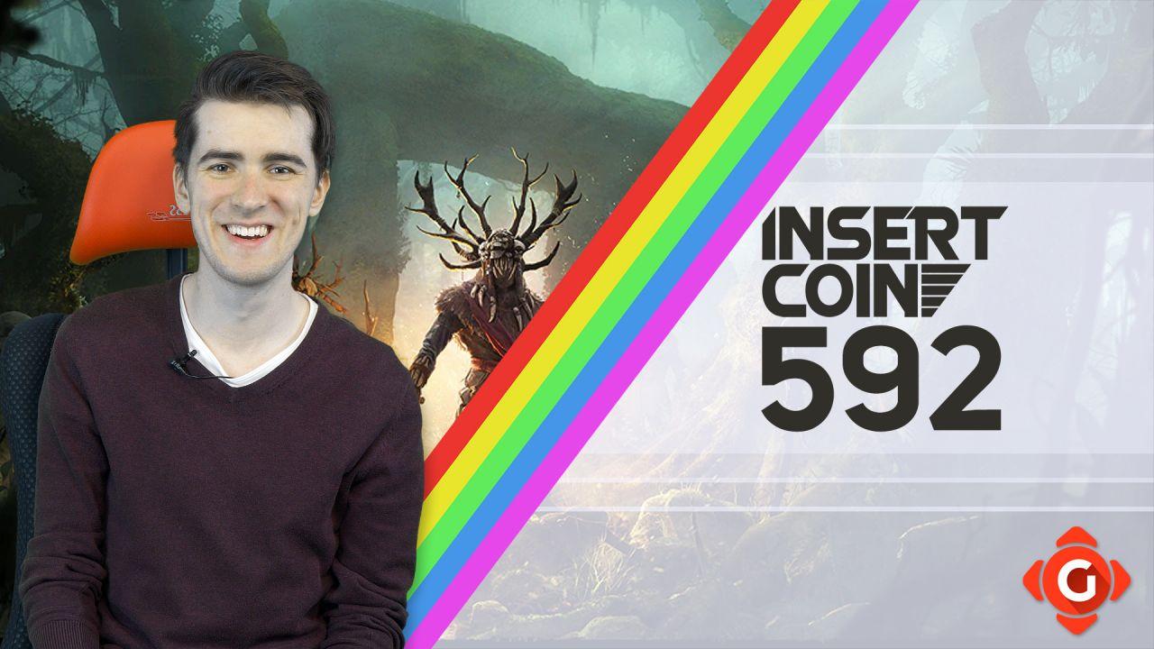 Insert Coin #592 - AC Valhalla DLC, Chernobylite und mehr