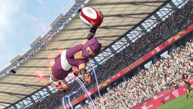 Olympische Spiele Tokyo 2020 - Screenshots - Bild 17