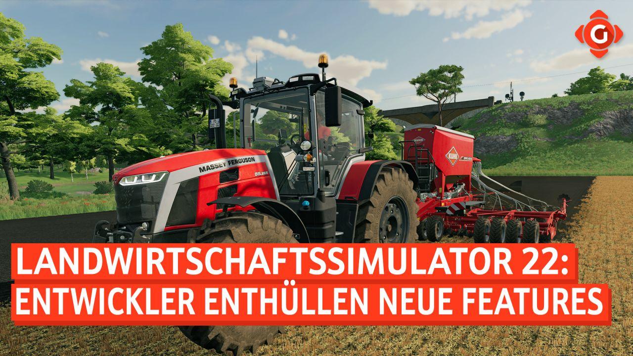 Gameswelt News 10.06.2021 - Mit Landwirtschafts-Simulator 22, Battlefield 2042 und mehr