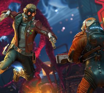Marvel's Guardians of the Galaxy - Preview