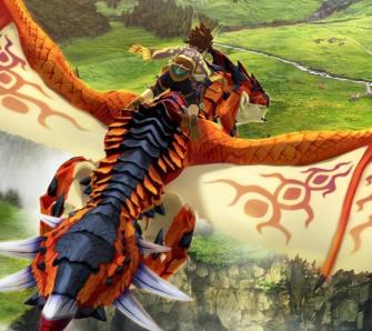 Monster Hunter Stories 2: Wings of Ruin - Test