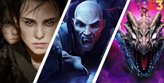 Die 10 wichtigsten Neuankündigungen der E3 - Special