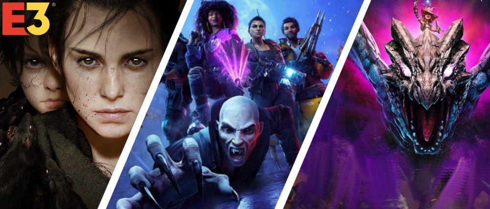 Die 10 wichtigsten Neuankündigungen der E3