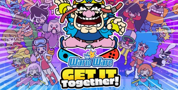 WarioWare: Get It Together! - Test