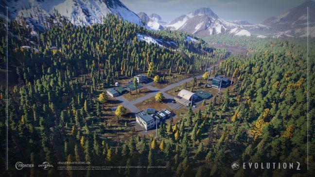 Jurassic World: Evolution 2 - Screenshots - Bild 5