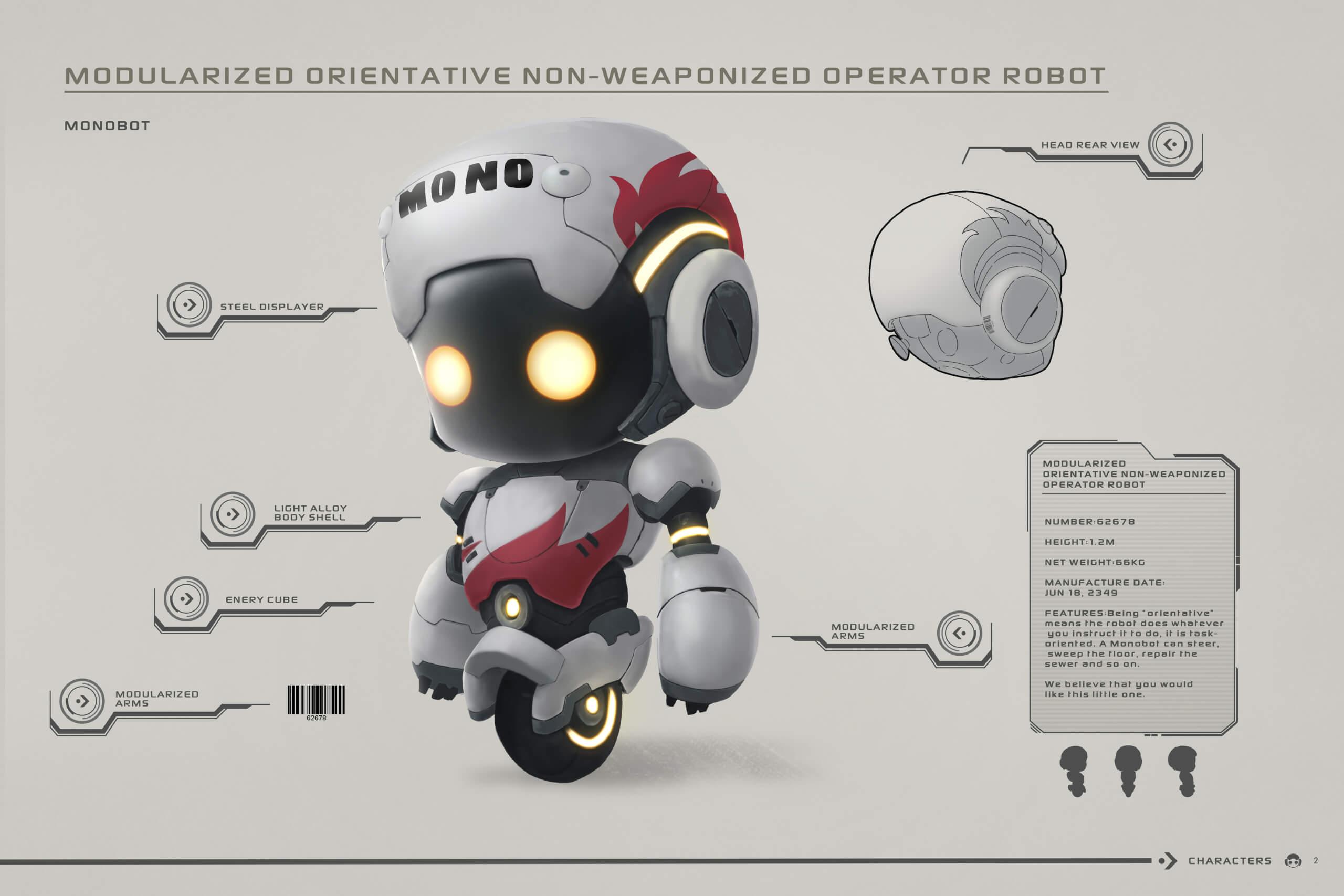 Monobot - Screenshots - Bild 7