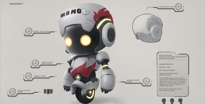 Monobot - Test