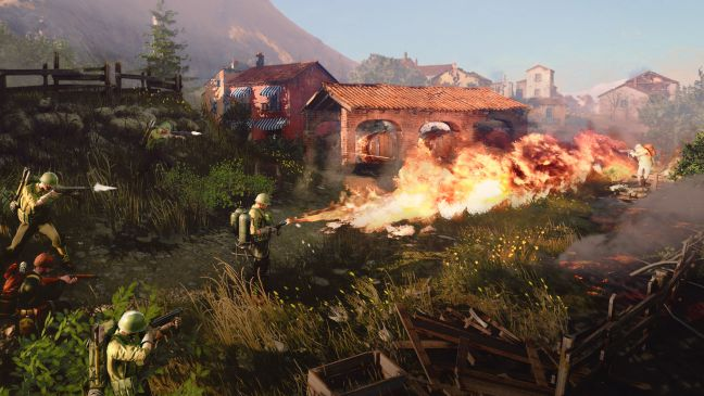 Company of Heroes 3 - Screenshots - Bild 4