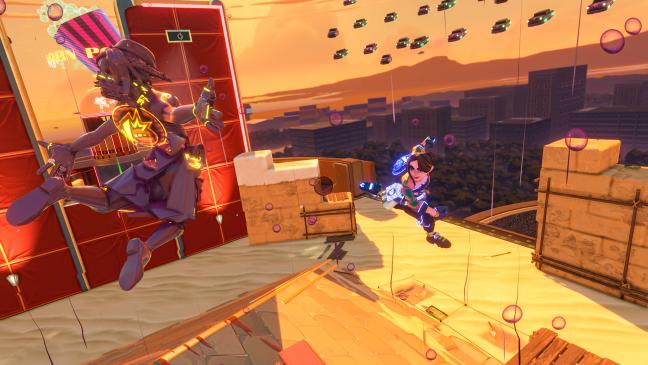 Knockout City - Screenshots - Bild 9